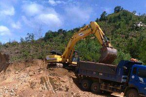 Thái Nguyên: Cần xử lý nghiêm hoạt động khai thác đất trái phép
