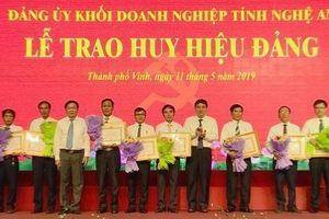 Nghệ An: Biểu dương 87 đảng viên, công nhân, người lao động tiêu biểu trong Học tập và làm theo Bác