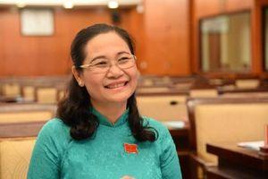 Bà Nguyễn Thị Lệ được Quốc hội phê chuẩn làm Chủ tịch HĐND TP. HCM