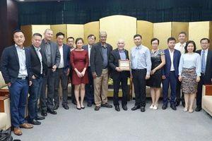 3 doanh nghiệp từ Thung lũng Sillicon muốn rót 70 triệu USD đầu tư vào Đà Nẵng
