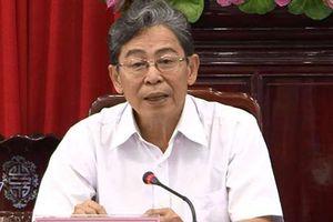 Phó Chủ tịch UBND tỉnh Sóc Trăng bất ngờ xin nghỉ hưu trước tuổi