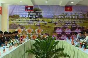 Sẽ hồi hương 98 bộ hài cốt liệt sĩ quy tập tại Lào mùa khô 2018-2019
