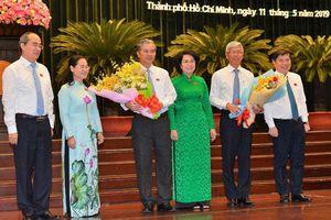 Hội đồng nhân dân TP Hồ Chí Minh bầu bổ sung 2 Phó Chủ tịch UBND thành phố