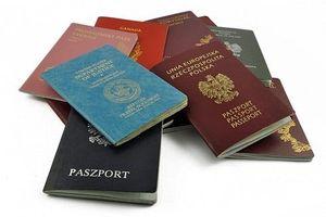 Vì sao hộ chiếu của các quốc gia chỉ có 4 màu