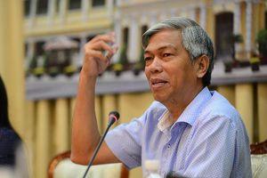 Ông Võ Văn Hoan: Người không né tránh các câu hỏi của báo chí