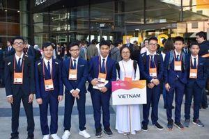 7 học sinh Việt Nam đạt huy chương Olympic Vật lý châu Á