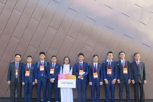 Cả 8 học sinh Việt Nam đều đoạt giải tại Olympic Vật lý châu Á 2019