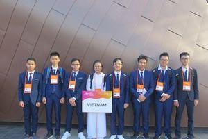 7 học sinh Việt Nam đoạt huy chương Olympic Vật lý châu Á