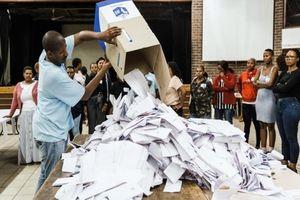 Tổng tuyển cử tại Nam Phi: đảng cầm quyền giành chiến thắng