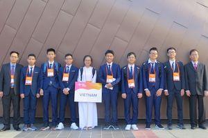 Học sinh Việt Nam giành bảy huy chương Olympic Vật lý châu Á