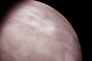 Sửng sốt khám phá về các đám mây của sao Kim