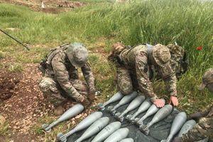 Chùm ảnh quân đội Nga chống quân thánh chiến ở Syria