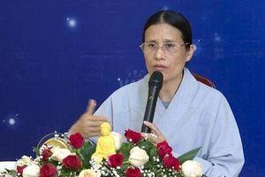 Bà Phạm Thị Yến tiếp tục đăng đàn thuyết giảng: Chính quyền thành phố Uông Bí nói gì?