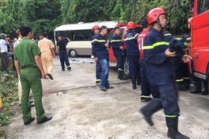 Vụ xe chở đoàn khách Singapore gặp nạn khi đổ đèo Bạch Mã: Sức khỏe các nạn nhân đã ổn định