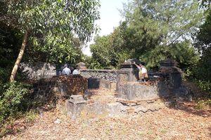 Ngôi mộ cổ hơn hai thế kỷ của quan thượng thư