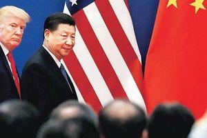 Ông Trump ra tối hậu thư về đàm phán thương mại với Trung Quốc