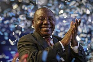 Đảng Đại hội Dân tộc Phi (ANC) giành chiến thắng trong cuộc bầu cử Nam Phi