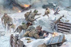 Biệt đội chó chống tăng của Liên Xô trong Thế chiến thứ hai