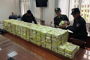 Bắt trùm ma túy người Trung Quốc, thu nửa tấn ma túy vùng ven Sài Gòn