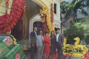 Lan Khuê mang thai chắt nội của 'Lão bà thép' giàu có bậc nhất Sài Gòn