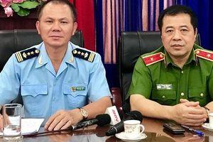 Hai Cục trưởng trực tiếp chỉ đạo bắt giữ 500 kg ma túy