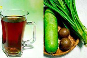 Công thức làm trà sâm bí đao đơn giản nhất giúp thanh nhiệt, giải độc