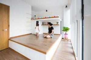 Ngôi nhà chỉ 18m2 có thiết kế thông minh giữa lòng Sài Gòn