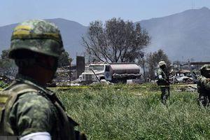 Mexico: Nổ cơ sở sản xuất pháo hoa khiến 5 người thương vong