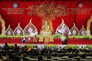 Đại lễ Phật đản Liên hợp quốc Vesak 2019: Phát huy tinh thần đoàn kết, sự bao dung