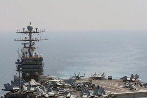Mỹ điều động tàu sân bay cùng quân lực khủng đến vây hãm Iran