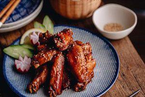 Cách làm cánh gà Teriyaki ngon chuẩn vị Nhật