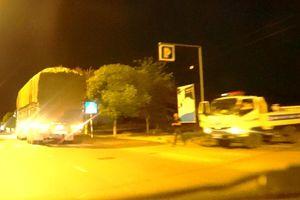 Mập mờ việc CSGT huyện Đăk Tô 'lập chốt' kiểm tra ban đêm trên QL14