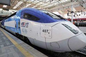 Hàn Quốc sẽ mở tuyến du lịch bằng tàu hỏa cao tốc