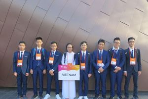 8 thí sinh Việt Nam tham gia Olympic Vật lí châu Á lần thứ 20 đều đoạt giải