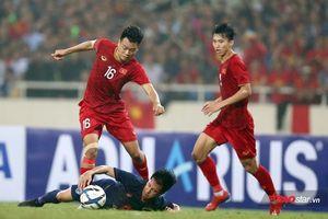 Trận thư hùng giữa ĐT Việt Nam và ĐT Thái Lan tại King's Cup 2019 được phát trên kênh nào?