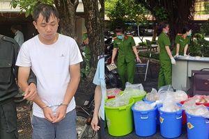 Kho ma túy 500 tỷ ở Sài Gòn bị triệt phá như thế nào?