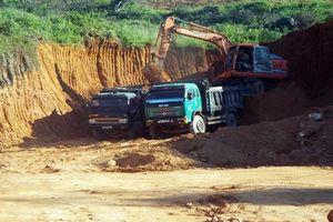 Hà Tĩnh: Vẫn chưa dừng 'chảy máu' khoáng sản