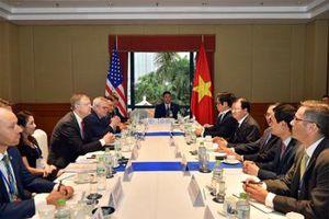 25 năm quan hệ thương mại và đầu tư Hoa Kỳ - Việt Nam