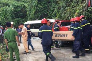 Tin mới vụ xe chở khách du lịch gặp nạn khi đổ đèo ở Bạch Mã