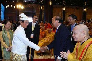 Thủ tướng Nguyễn Xuân Phúc dự Đại lễ Phật đản Liên hợp quốc lần thứ 16