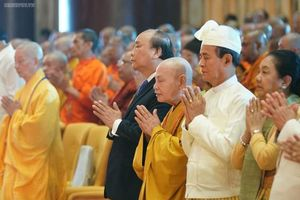 Thủ tướng cùng gần 3.000 đại biểu dự đại lễ Phật đản - Vesak 2019