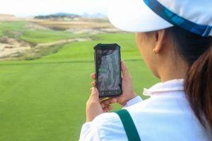 KN Golf Links đưa thiết bị GPS đầu tiên tại Việt Nam vào phục vụ
