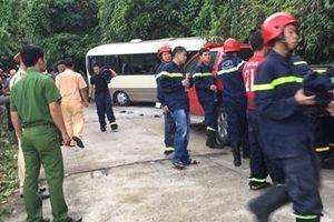 Đoàn du khách nước ngoài gặp nạn ở núi Bạch Mã đang dần ổn định sức khỏe