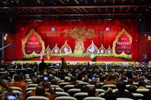 Khai mạc trọng thể Đại lễ Vesak LHQ 2019 tại chùa Tam Chúc, Hà Nam