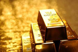 Giá vàng cuối tuần tăng nhẹ