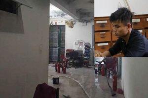 Khởi tố nam thanh niên mang xăng phóng hỏa chung cư ở Đà Nẵng