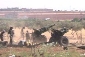 SAA nã đạn pháo vào khu vực có trạm quan sát của Thổ Nhĩ Kỳ gần biên giới Idlib