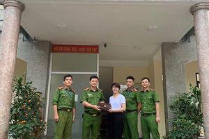 Cuộc điện thoại bất ngờ từ Công an phường Kim Giang
