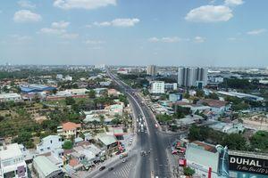 Thị xã Thuận An sẽ được nâng lên thành phố trực thuộc tỉnh Bình Dương đến năm 2020