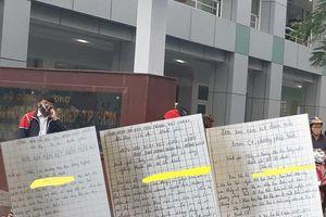 Sinh viên hoang mang vì điểm thi bị mất